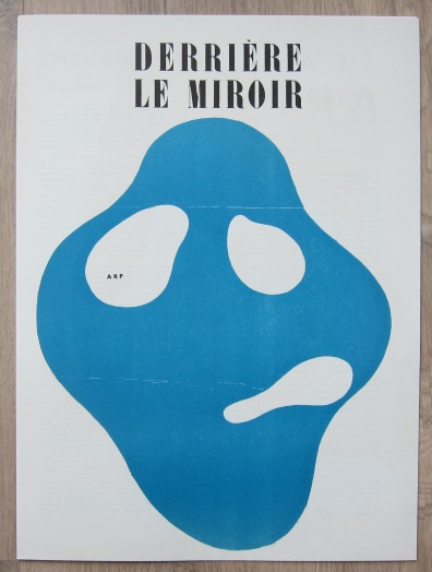 Maeght derriere le miroir great art can be inexpensive for Maeght derriere le miroir